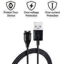 Сменный USB кабель для синхронизации данных кабель для зарядного устройства для наручных gps-часов Garmin Fenix 5X/5S/5X плюс 10