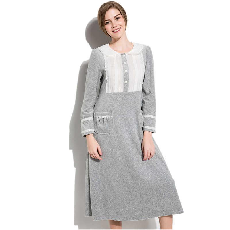 0564da2675bd ... Ночные сорочки трусы 2019 сексуальные пижамы элегантный Пижама домашняя  одежда ночная рубашка сна и отдыха ночная ...