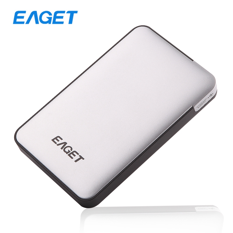 EAGET 3TB 2TB 1TB 500G HDD Hard Driver USB 3.0 High Speed Encryption External Hard Drives Desktop Laptop Mobile Hard Disk