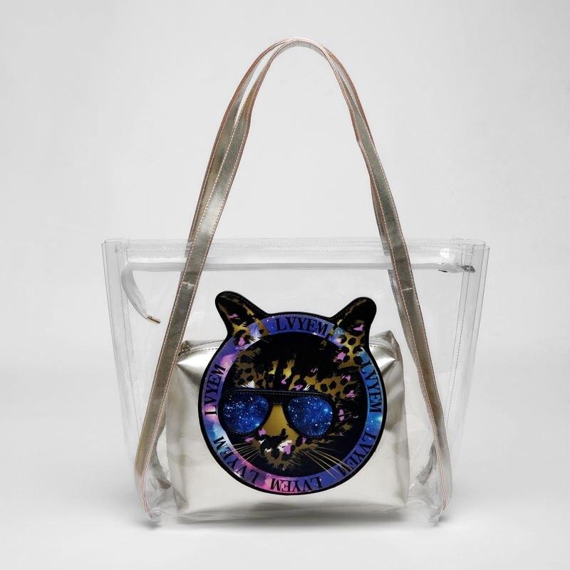 Online Get Cheap Clear Satchel Handbag -Aliexpress.com | Alibaba Group