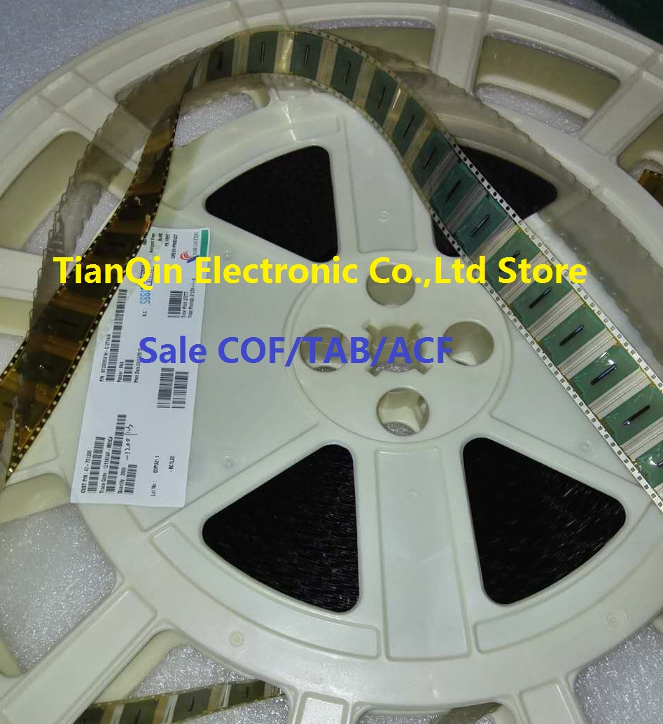 NT39662H-C0205A New TAB COF IC Module hx8157 s62pca19 new tab cof ic module