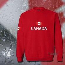 Kanada 2017 hoodies männer sweatshirt schweiß new streetwear socceres jerseyes fußballer trainingsanzug nation Kanadier flagge fleece CA