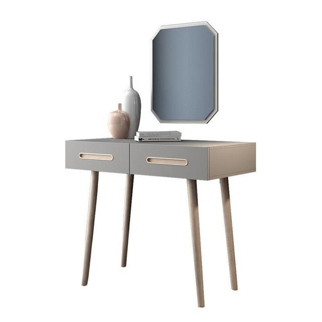 Tablo De Maquiagem Tocadore Para El Vanity Cabinet Dormitorio Toaletka Vintage Wood Bedroom Furniture Table Quarto Penteadeira