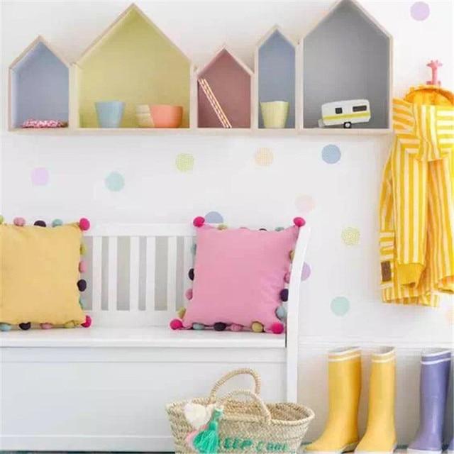 Doppel Schicht Kinderzimmer Dekoration Nette Custom Holz Haus Cut