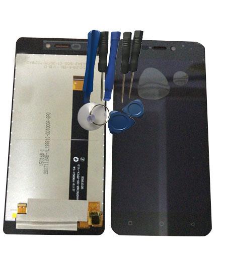 BINYEAE For HHD50264-BL-V8.0 LCD Display With Touch Screen Digitizer Assembly Replacement With ToolsBINYEAE For HHD50264-BL-V8.0 LCD Display With Touch Screen Digitizer Assembly Replacement With Tools