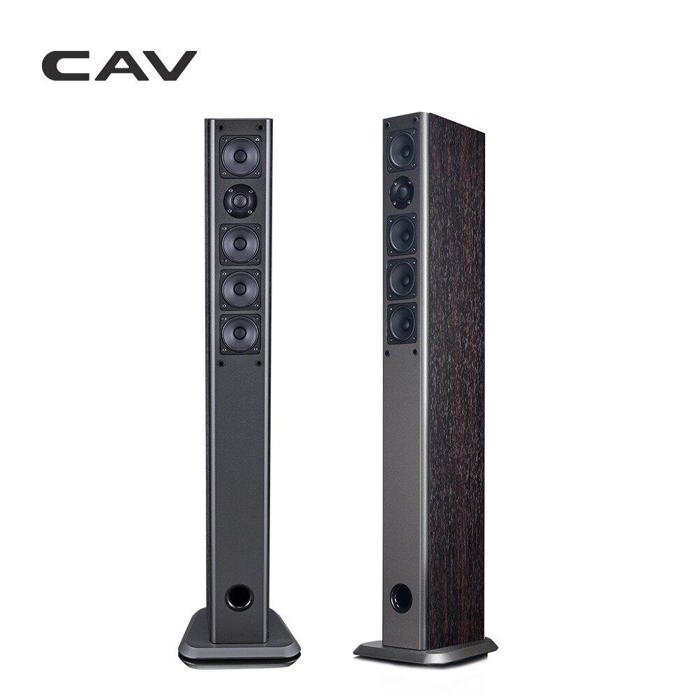 CAV SP950 Home Cinéma 5.1 CH Haute-fin IMAX Son Surround Audio Haute Qualiity Principal Passif Haut-parleurs Home Cinéma 5.1 Système