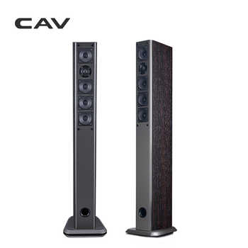 CAV SP950 Home Theater 5.1 IMAX Surround Sound Audio High Quality Main Passive Bass BluetoothSpeaker Home Theater Sound System - DISCOUNT ITEM  16% OFF All Category