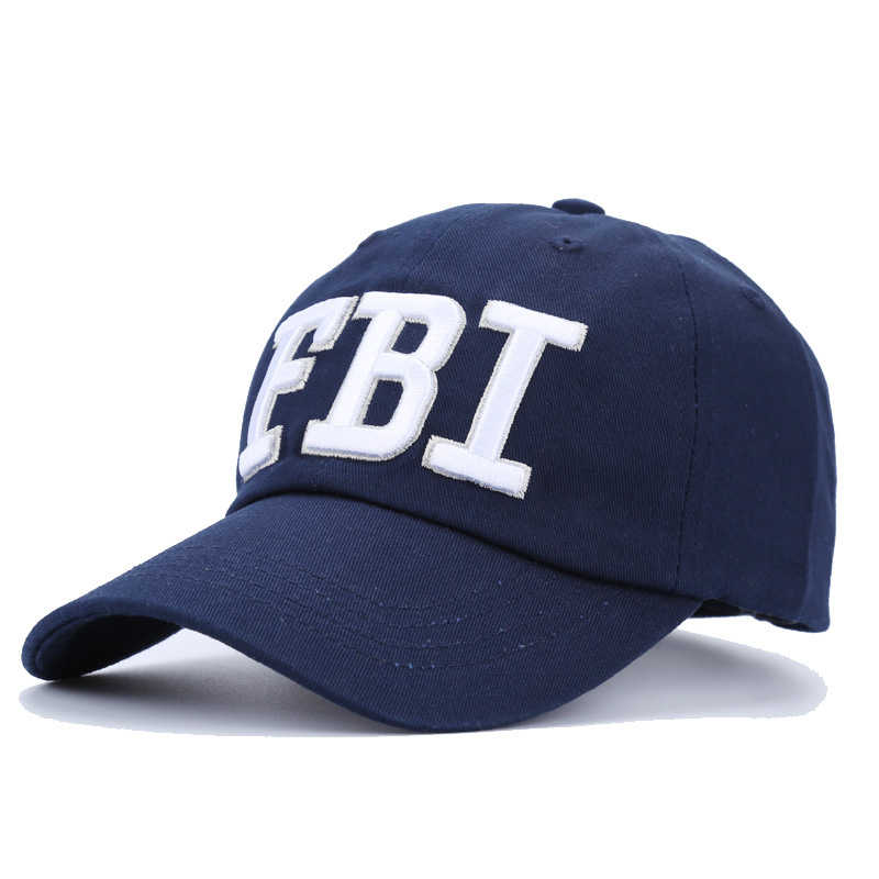 Hot Cool Army Bones Hat Unisex FBI Letters Tactical Baseball Cap Brand  Quality Sports Snapback Hats 2ded10cdd4a