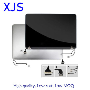 Para Apple MacBook Pro 15,4 pulgadas Retina A1398 pantalla LCD reemplazo completo a finales de 2013 mediados de 2014 año 2880*1800
