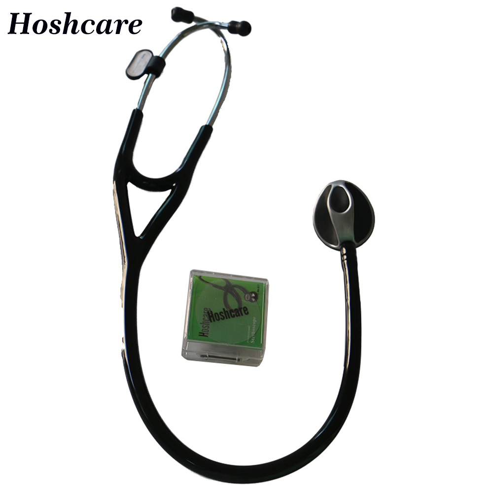 Doctors nurses Professional Acoustical Classic Household High performance Bold rubber tube High-grade stethoscope chestpiece seduced by death – doctors patients
