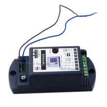 Tension 110V à 220VAC entrée 12VDC 3A sortie alimentation pour système de contrôle daccès Auto porte sécurité petite taille interrupteur dalimentation