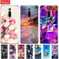 Cover Phone shell Case For Xiaomi Redmi K20 Mi 9T Case Soft Silicon Phone Back Cover Case For Xiaomi Redmi K20 Pro Mi 9T Pro