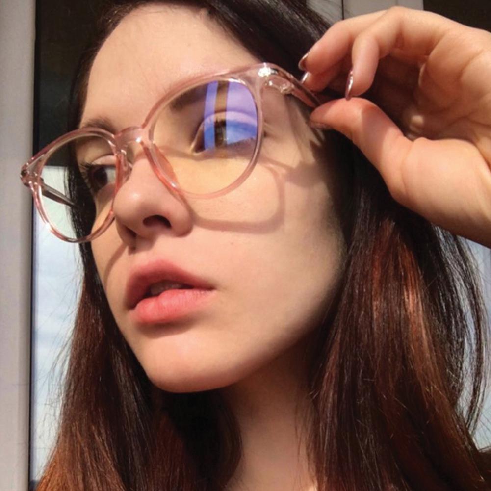 MISSKY Fashion Transparent Glasses Optical Glasses Frames For Women Cat Eye Glasses Frame Men Eyeglasses Eyewear Frame Oculos