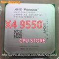 Amd phenom x4 9550 cpu procesador quad-core (2.2 Ghz/2 M/95 W/2000 GHz) Socket am2 + 938pin (trabajando 100% Envío Libre)