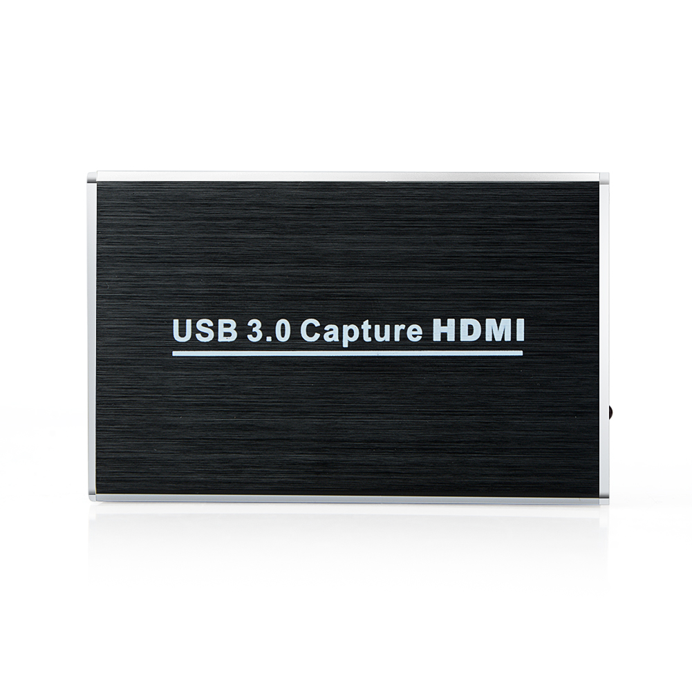 USB 3.0 HDMI To USB Capture Video Dongle 1080P High-Definition Video Capture Card Box for Windows Linux Os X System