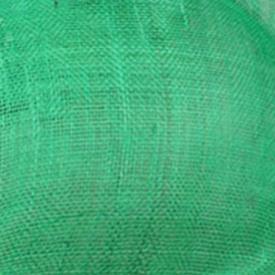 Винтажный белый головной убор Sinamay шляпа с причудливыми перьями Свадебные шапки Клубная кепка очень красивая 21 цвет можно выбрать SYF280 - Цвет: Зеленый
