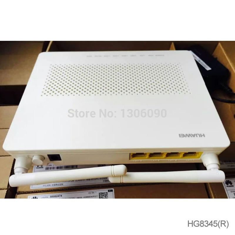 Hottest 100% Original Brand New Hua Wei Wireless Router Gpon Epon Hua Wei Hg8345 1ge+3fe+voice+wifi Hg8345r Onu Best Price Diversified Latest Designs Fiber Optic Equipments