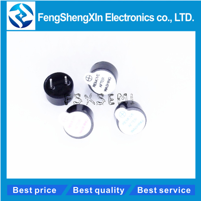 US $1 65 |10pcs/lot TMB09A03 3V TMB09A05 5V Integrated Active buzzer sound  9*5mm-in Integrated Circuits from Electronic Components & Supplies on