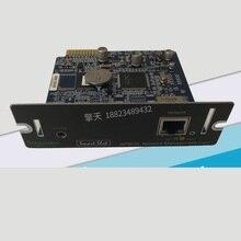 APC Power เครือข่ายอัจฉริยะควบคุม Card UPS การตรวจสอบการ์ด AP9630 Network Management Card Spot