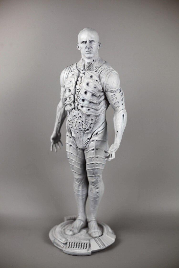 [Divertente] di grandi dimensioni 56 centimetri Alien Prometeo Ingegnere Spazio Esterno Cavaliere modello In Resina action figure statua Collezione di Artigianato regalo
