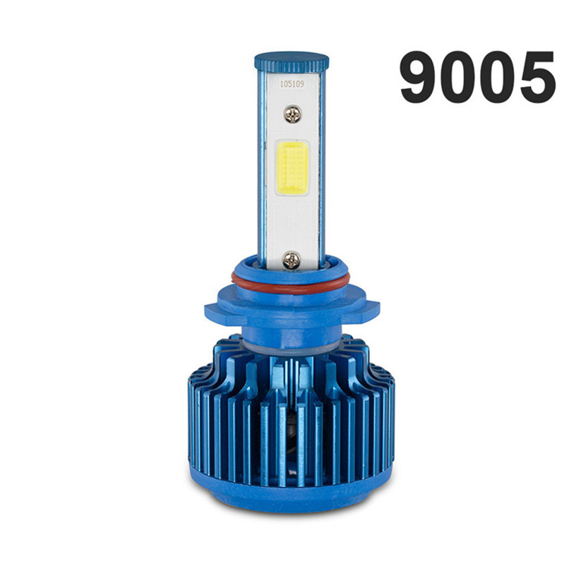 2017 70W 8000LM Car COB LED Headlight Kit Beam Bulbs 6000K High Power Ma2 Levert Dropship 1pair dc9 36v h1 cob 160w 8000lm led headlight kit lights beam bulbs 6000k external lights