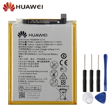 Original Replacement Phone Battery For Huawei Honor 8 lite 9i 9 Lite P9 Nova 3E GT3 HB366481ECW 3000mAh