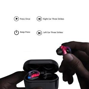 Image 2 - TWS Senza Fili di Bluetooth del Trasduttore Auricolare In Ear Auricolari Sportivi Per Il Telefono Intelligente Per Xiaomi Huawei