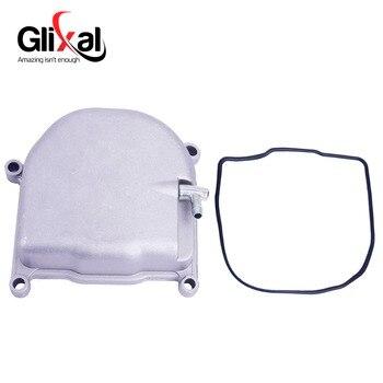 Glixal GY6 49cc 50cc 60cc 80cc 100cc skuter motorower głowica cylindrów silnika pokrywa zaworu Assy 4-suwowy 139QMB ATV Go -Kart (brak-w układzie recyrkulacji spalin (EGR)