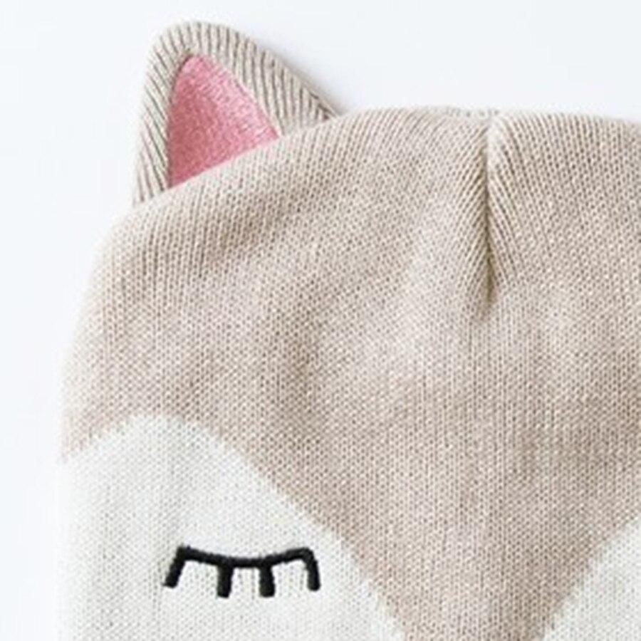 0-3 месяцев теплая шапка шапочка для новорожденных шапки Симпатичные мягкие прекрасный толстый органического хлопка малышей Шапка детская ...