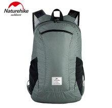 NatureHike Mole Ultralight 18 L Backpack Men Sport Travel Bags Women Backpack Outdoor Waterproof Rucksack Hiking Storage Bag