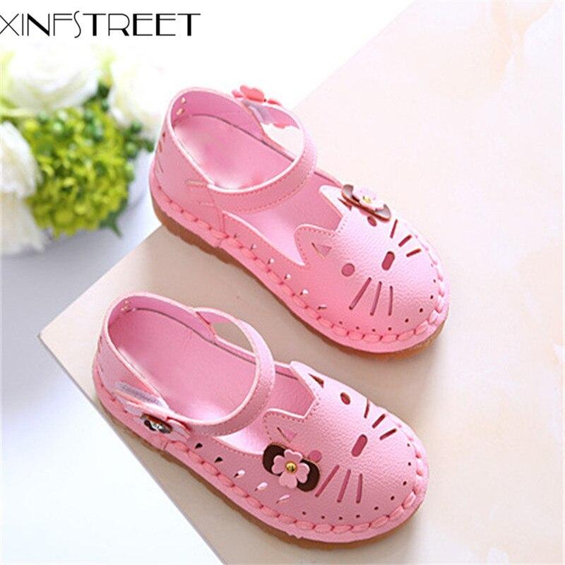 Xinfstreet Fashion Księżniczka Pojedyncze buty Dziewczyny Słodka - Obuwie dziecięce - Zdjęcie 1