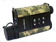 LaserWorks Mutifuctional 6X32 Nuit Visions Infrarouge IR Monoculaire Portée Scout Laser Télémètres pour La Chasse Camping Armée Vert
