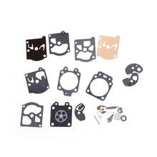 1 zestaw nowy zestaw naprawczy gaźnika narzędzie do naprawy gaźników zestaw uszczelek do złącza przeponowego wlać Walbro WA & WT K10 WAT