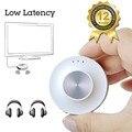 Avantree BAIXA LATÊNCIA Certificada Carga Livre Adaptador Dual Link Transmissor Sem Fio De Áudio para Fones De Ouvido Bluetooth V4.1-Priva II