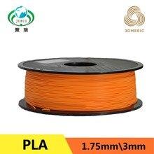 PLA Filament 1,75mm 1 kg/£ 1,75 3D Drucker Reprap/Wanhao/Makerbot Kostenloser Versand