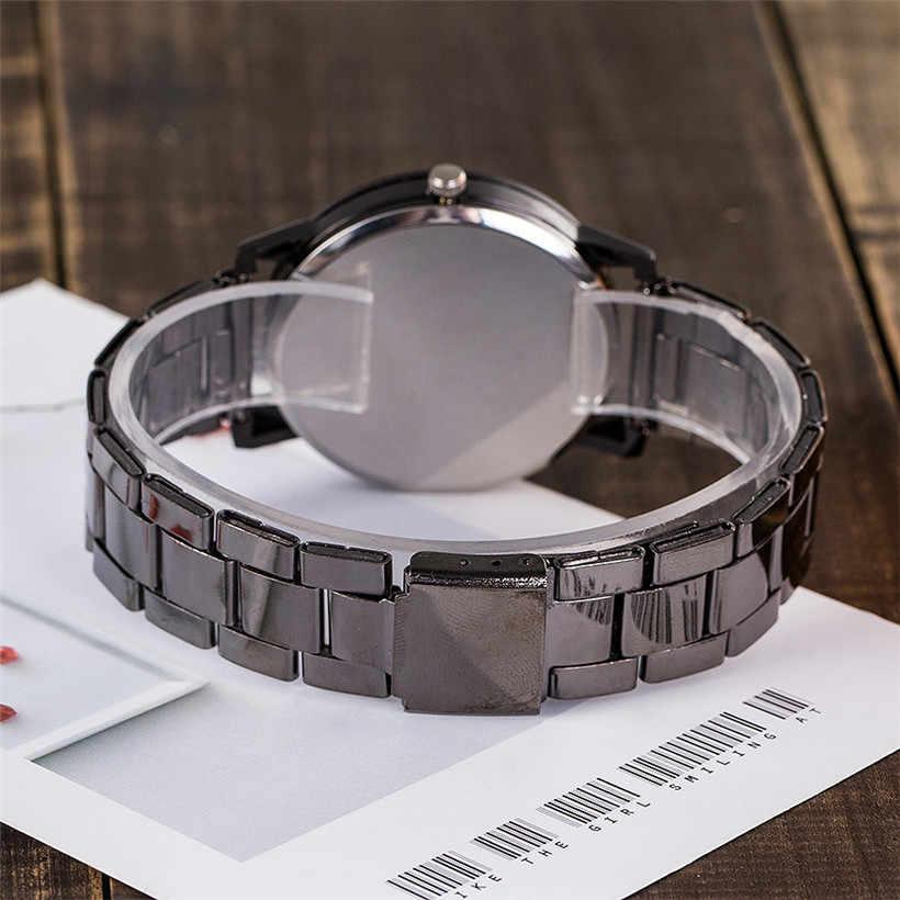 שעון אישה relogio feminino צבאי צבא רטרו עיצוב נירוסטה עור פשוט אנלוגי קוורץ שעוני יד שעון
