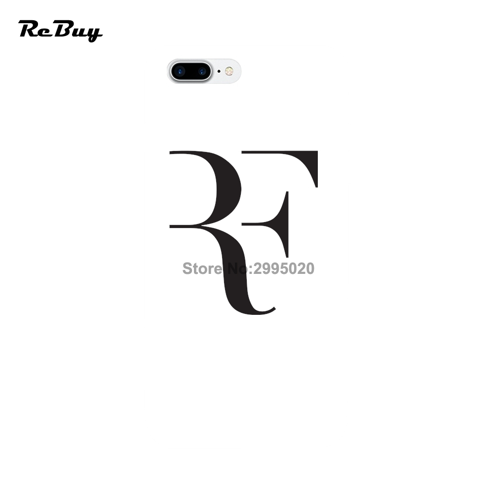 roger federer logo for iphone 7 7plus case simple printed picture rh aliexpress com roger federer logo polo roger federer logo vector