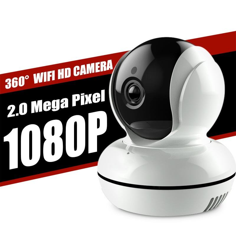 Panoramic Video Camera 360 WiFi Action Cam 360 Camera 4K Panorama camara Live Stream VR Camera for iOS & Android OPPO