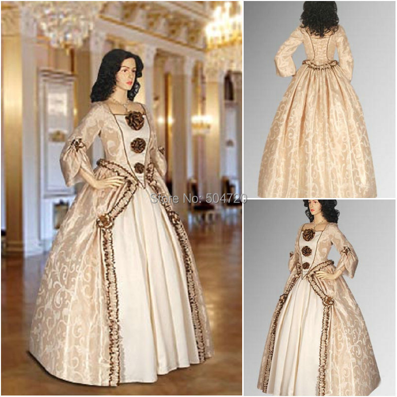Civil War Evening Dresses