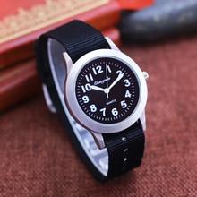 2019 chaoyada children boys girls sports canvas quartz wrist watches littl kids students fashion holiday gifts electronic clock