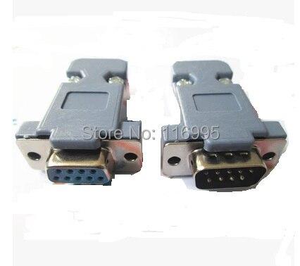 Freies verschiffen 5 sets DB9 male/female/draht/seriellen anschluss ...