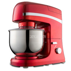 Multifunction Electric Dough Mixer Eggs Beater 5L Blender Juicer Grinder For Sausage Noodle Maker Kitchen Stand Mixer SM-1083