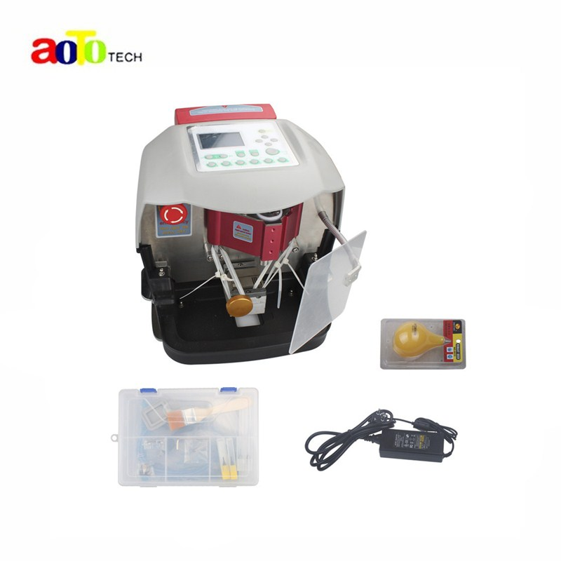 100% High quality Automatic V8/X6 Key Cutting Machine X6 Car Key Cutting Machine V8 Key Cutting Machine 3 year warranty