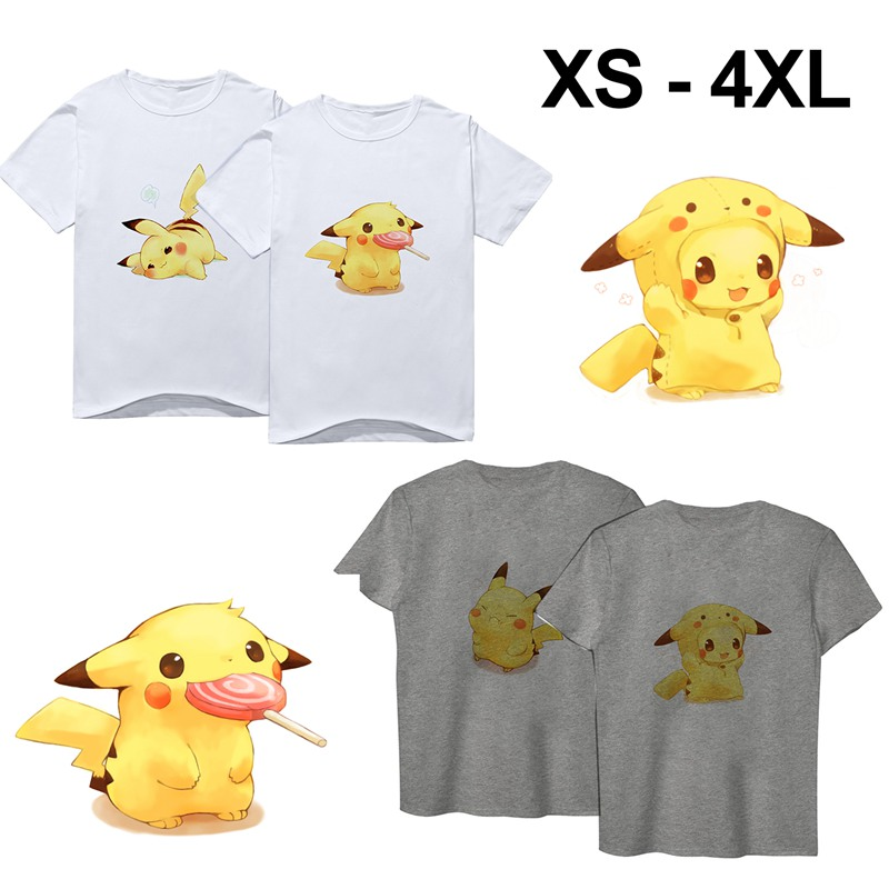 font-b-pokemon-b-font-pikachu-round-neck-t-shirts-casual-tees-cozy-tops-for-men-and-women-tee