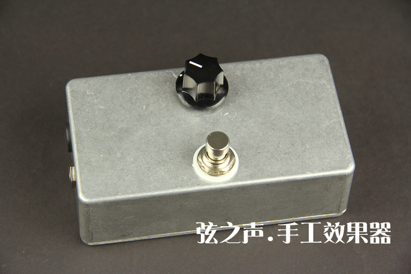 DIY MOD Zvex Super Hard On SHO Pedal Electric Guitar Stomp Box Effects Amplifier AMP Accessories Effectors