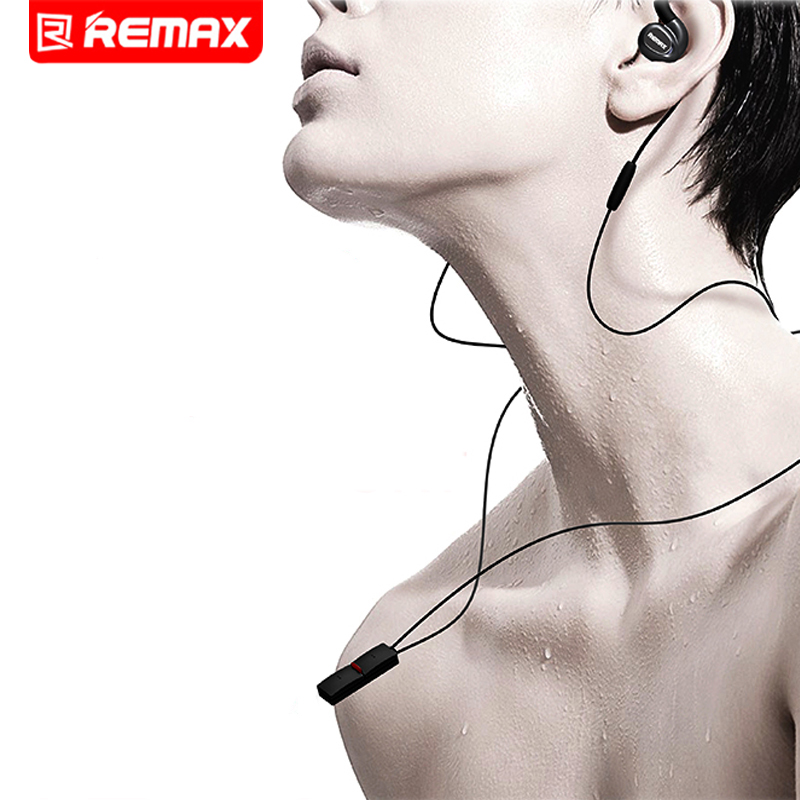 Remax Bluetooth 4.1 Wireless HIFI Earphone Stereo Dynamic Headset Handsfree Noise Reduction For iPhone Samsung Xiaomi remax t9 mini wireless bluetooth 4 1 earphone handsfree headset for iphone 7 samsung mobile phone driving car answer calls