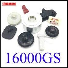 جهاز إزالة علامات أمان الملابس 16000GS جهاز فصل نقطة تفتيش عالمية لنظام تحديد المواقع ممتاز جهاز مزيل علامات المغناطيس
