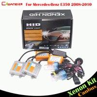55W Auto No Error Ballast Lamp 3000K 8000K HID Xenon Kit AC For Mercedes Benz W211
