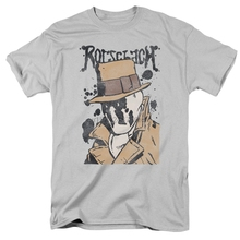 5744a9530b59 Watchmen Rorschach SPLATTER Picture Licensed Adult T-Shirt All Sizes(China)