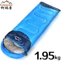 CREEPER Ultralight Design Outdoor Sleeping Bag 75 220cm Camping Hiking Bag Liner Portable Folding Travel Bags